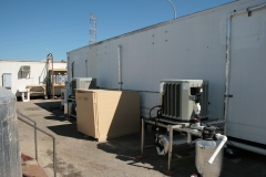 System 3 Chiller and Particle Filter
